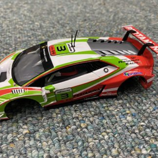 Carrera 1/32 Lamborghini Huracan #3 Body, NEW.