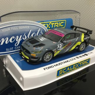 Scalextric C4182 Ford Mustang GT4 #23.