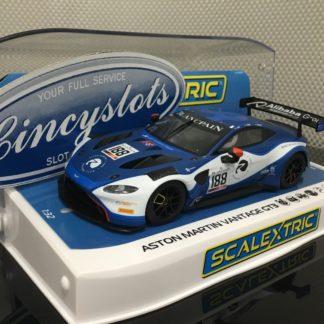 Scalextric C4100 Aston Martin Vantage GT3 #188.