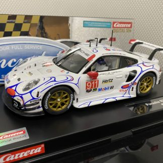 Carrera D124 23890 Porsche 911 RSR #911 Mobil .