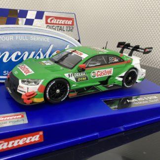 Carrera D132 30936 Audi RS 5 DTM Mueller.