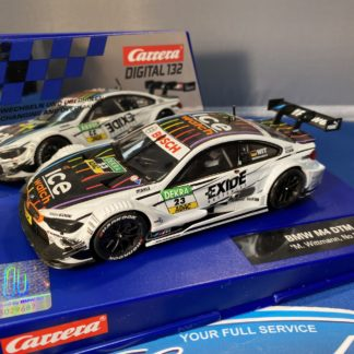 Carrera D132 30738 BMW M4 DTM, USED