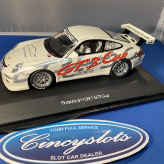 AutoArt Porsche 911 997 Porsche GT3 CUP 1/24.  LIGHTLY USED!