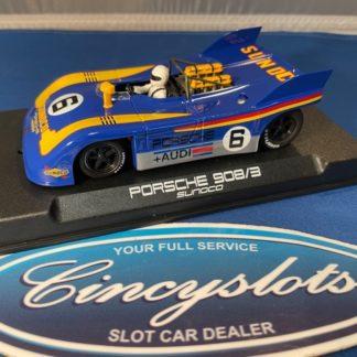 NSR 0147SW Porsche 908/3 Sunoco #6 Shark 21.5K EVO.