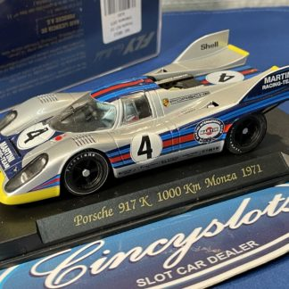FLY C57 Porsche 917k Martini Monza 1971 Lightly Used.