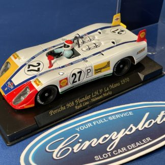 FLY C49 Porsche 908 Flunder, Used.