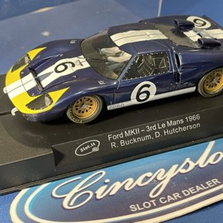 Slot.it CA20A Ford GT40 MKII Le Mans 1966 USED.