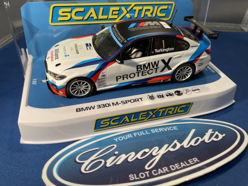 Scalextric C4188 BMW 330I BTCC.