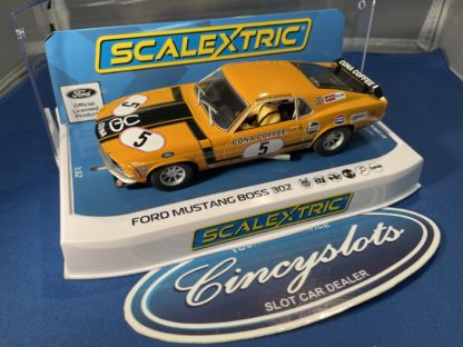 Scalextric C4176 Ford Mustang Boss 302.