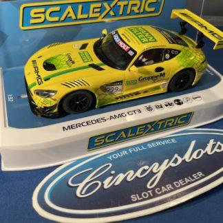 Scalextric C4075 Mercedes AMG GT3 Bathhurst..