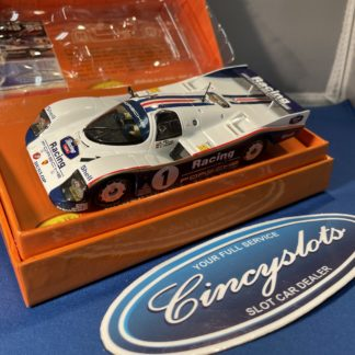 Slot.it CW04 Rothman's Porsche 962c. 1/32 Slot Car. Used.
