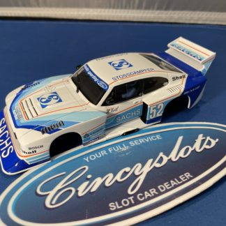 Carrera 27568 Ford Capri Zakspeed Turbo #52 BODY ONLY!!