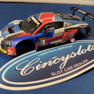 Carrera 1/32 Audi R8 BODY, New. Valvoline