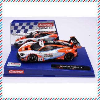 Carrera D132 30920 McLaren 720S GT3 #17.