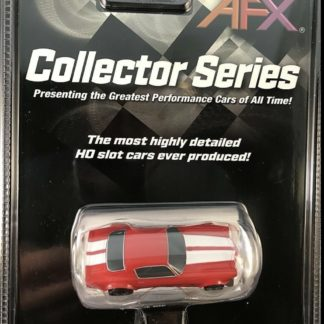 AFX 22002 Collector Series '70's Camaro Red.