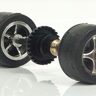FLY B27 79027 Rear Wheels & Tires Venturi and Marcos.