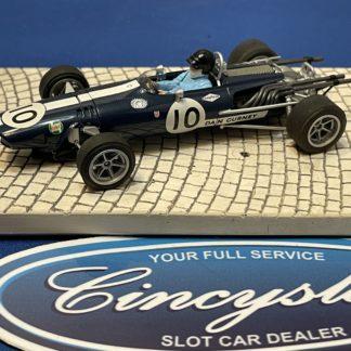 Scalextric Eagle Gurney F1 1/32 Slot Car Used.