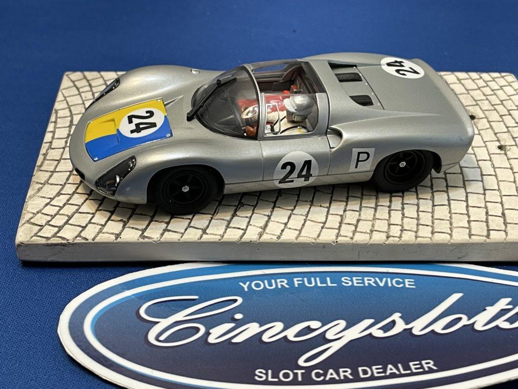 MRRC Porsche 910 #24 1/32 SLOT CAR, Used. No Box.