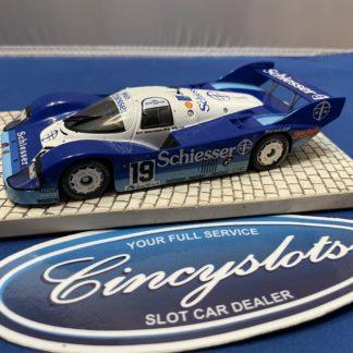 Slot.it Porsche 956 Schiesser 1/32 Slot Car. Used, no box.