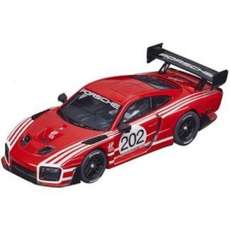 Carrera D132 30962 Porsche 935 GT2 #202 1/32 Slot Car.