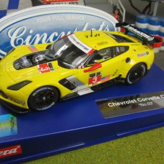 Carrera D132 Chevrolet Corvette C7R 30701
