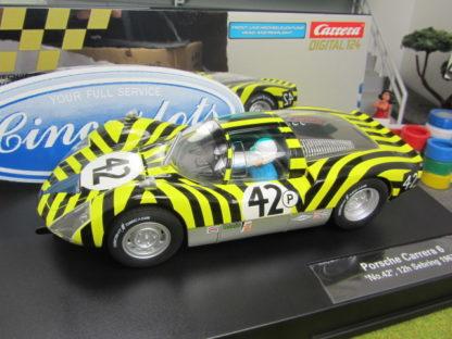 Carrera D124 Porsche Carrera 6 Sebring 23813