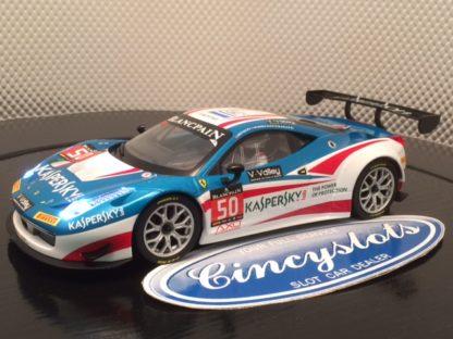 Carrera D124 Ferrari 458 Italia AF Corse 23824