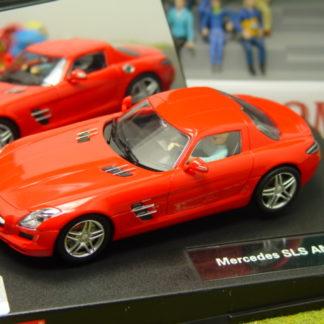 Carrera Evolution Mercedes SLS AMG Coupe 27344