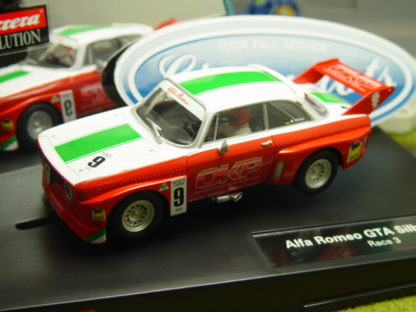 Carrera Evolution Alfa Romeo GTA Silhouette 27431