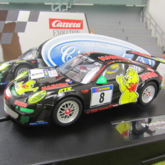 Carrera Evolution Porsche 911 GT3 Haribo 27457
