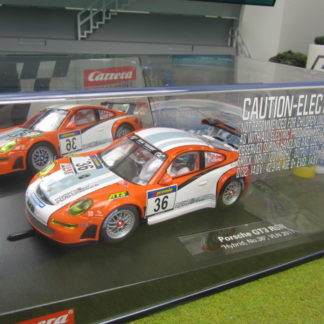 Carrera Evolution Porsche 911 GT3 Hybrid 27480