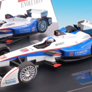 Carrera Evolution Formula E Andretti 27501