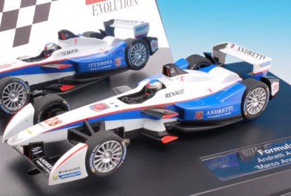 Carrera Evolution Formula E Andretti 27501