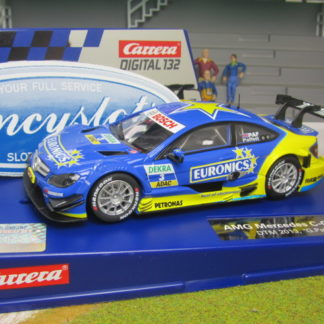 "Carrera D132 30675 AMG Meredes C-Coupe DTM ""No.3"" Digital 1/32"