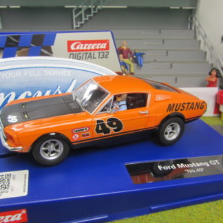 Carrera D132 1967 Ford Mustang GT 30722