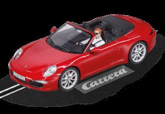 Carrera D132 Porsche 911 Convertible 30772