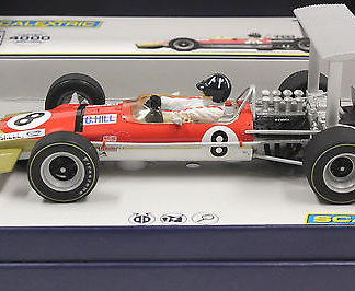 Scalextric C3543A Team Lotus Type 49 Limited Edition