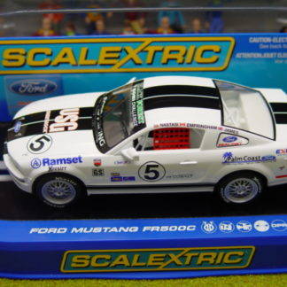Scalextric C2774 Ford Mustang FR500C