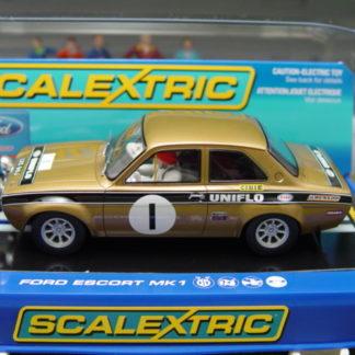 Scalextric C2920 Ford Escort MK1