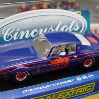 Scalextric C3065 Chevrolet Camaro