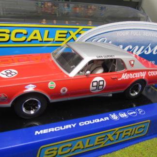 Scalextric C3418 Dan Gurney Mercury Cougar
