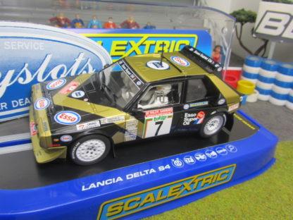 Scalextric C3490 Lancia Delta S4