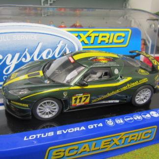 Scalextric C3506 Lotus Evora GT4