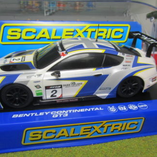Scalextric C3515 Bentley Continental GT