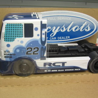 Scalextric C3610 Race Semi Truck