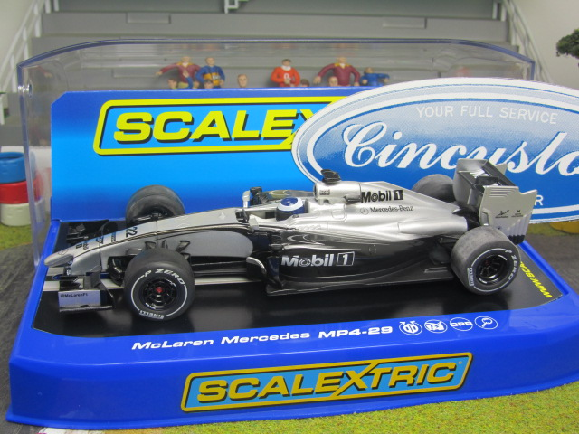 Scalextric C3619 F1 Mclaren Button