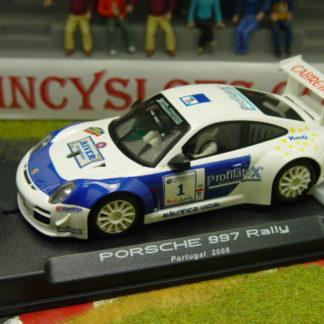 NSR 1078 Porsche 997 Portugal Rally