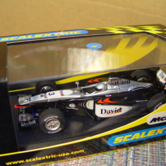 Scalextric C2415 Mercedes McLaren F1 David
