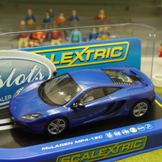 Scalextric C3297 McLaren MP4 C12