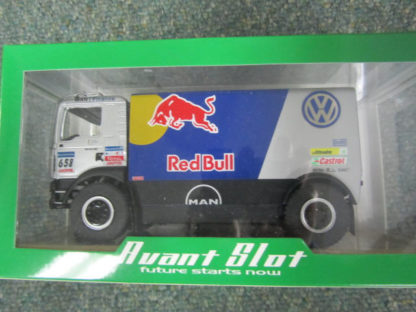Avant 50409 Man Dakar Truck Red Bull 4WD #658